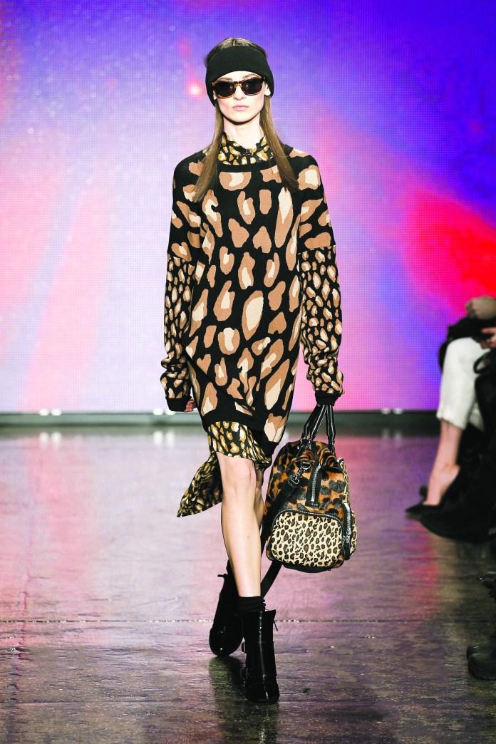 DKNY Women's - Runway - Fall 2013 Mercedes-Benz Fashion Week