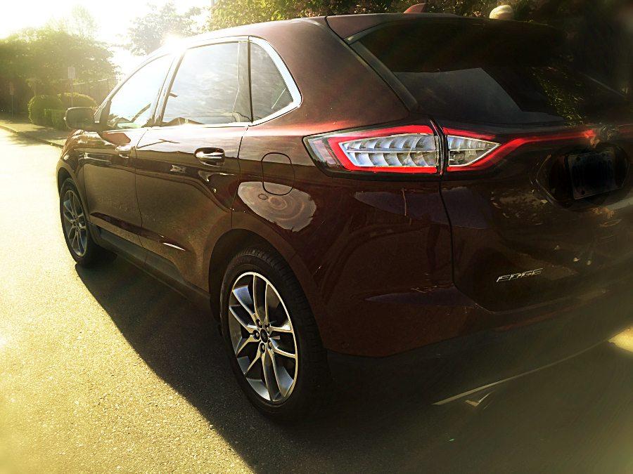 Our Road-Trip Getaway Chariot #FordEdge #FordCanada #ExploreBC #GoFurther