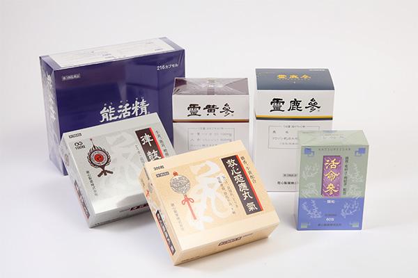 伝統生薬研究会製品