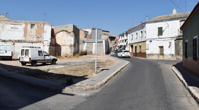 Cruce Calle Magdalena y Ciudad Real