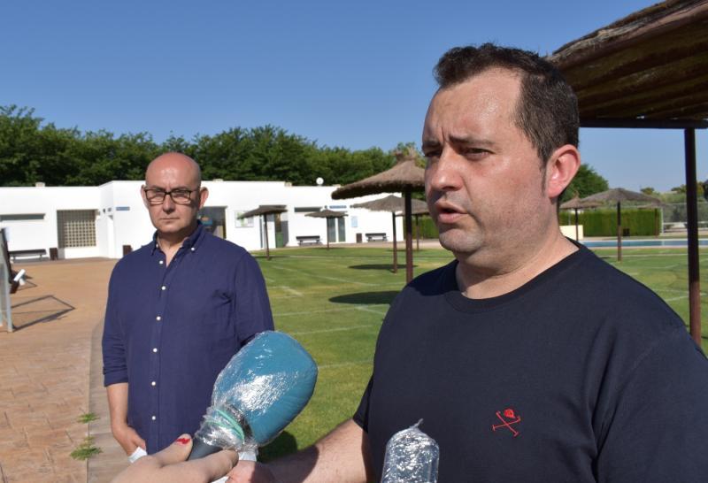 José Carlos García-Consuegra y Román Ortega