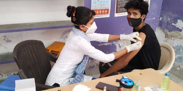 Covid-19 vaccination