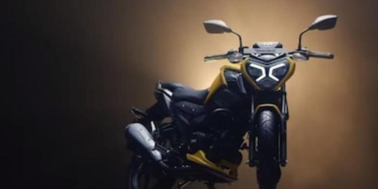 TVS Raider 125 bike