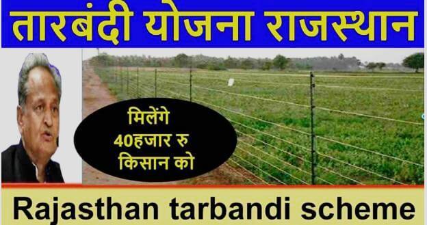Rajasthan Tarbandi Yojana Registration