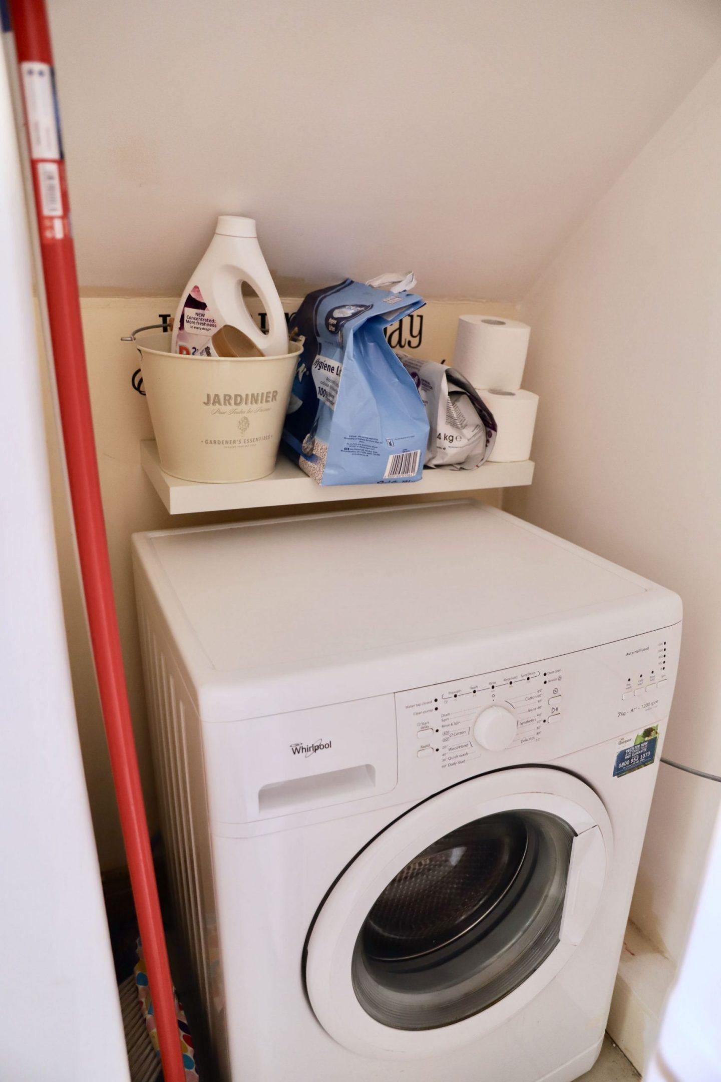 Organised utility space
