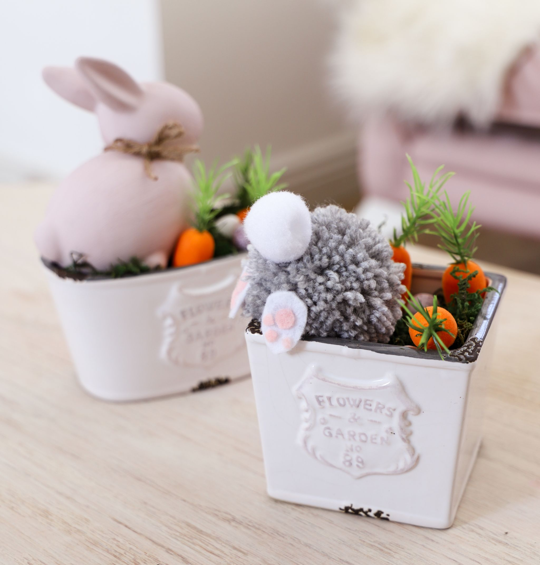 Budget Friendly​ Easter DIYs with Dealz |AD