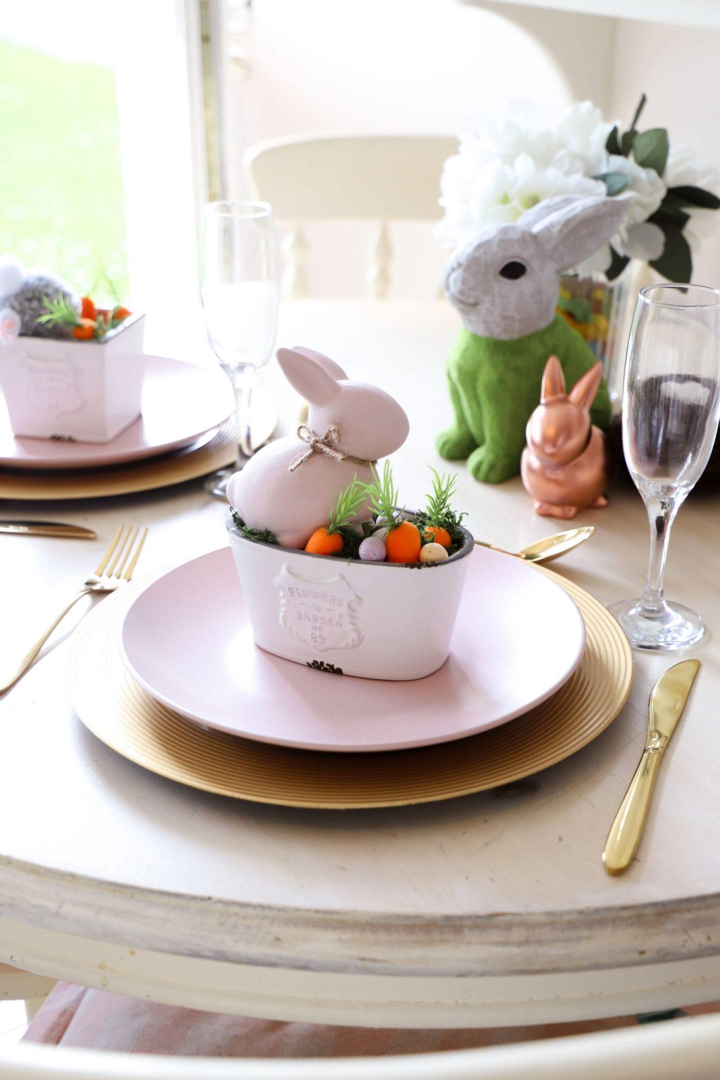 Budget friendly Easter DIYs