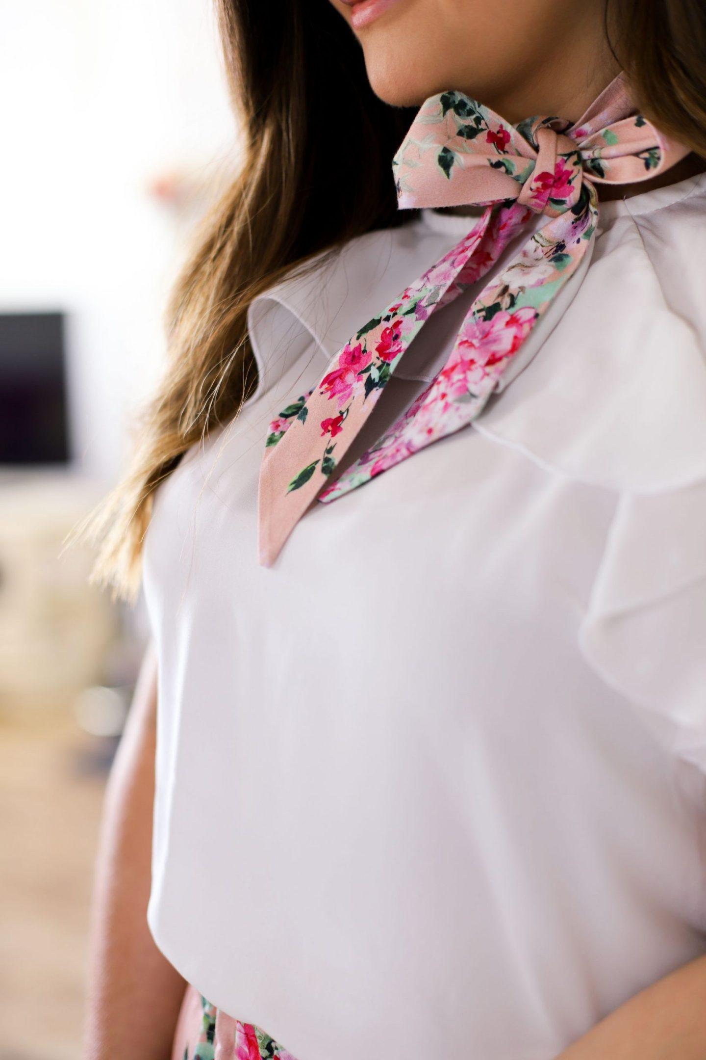 DIY neck tie