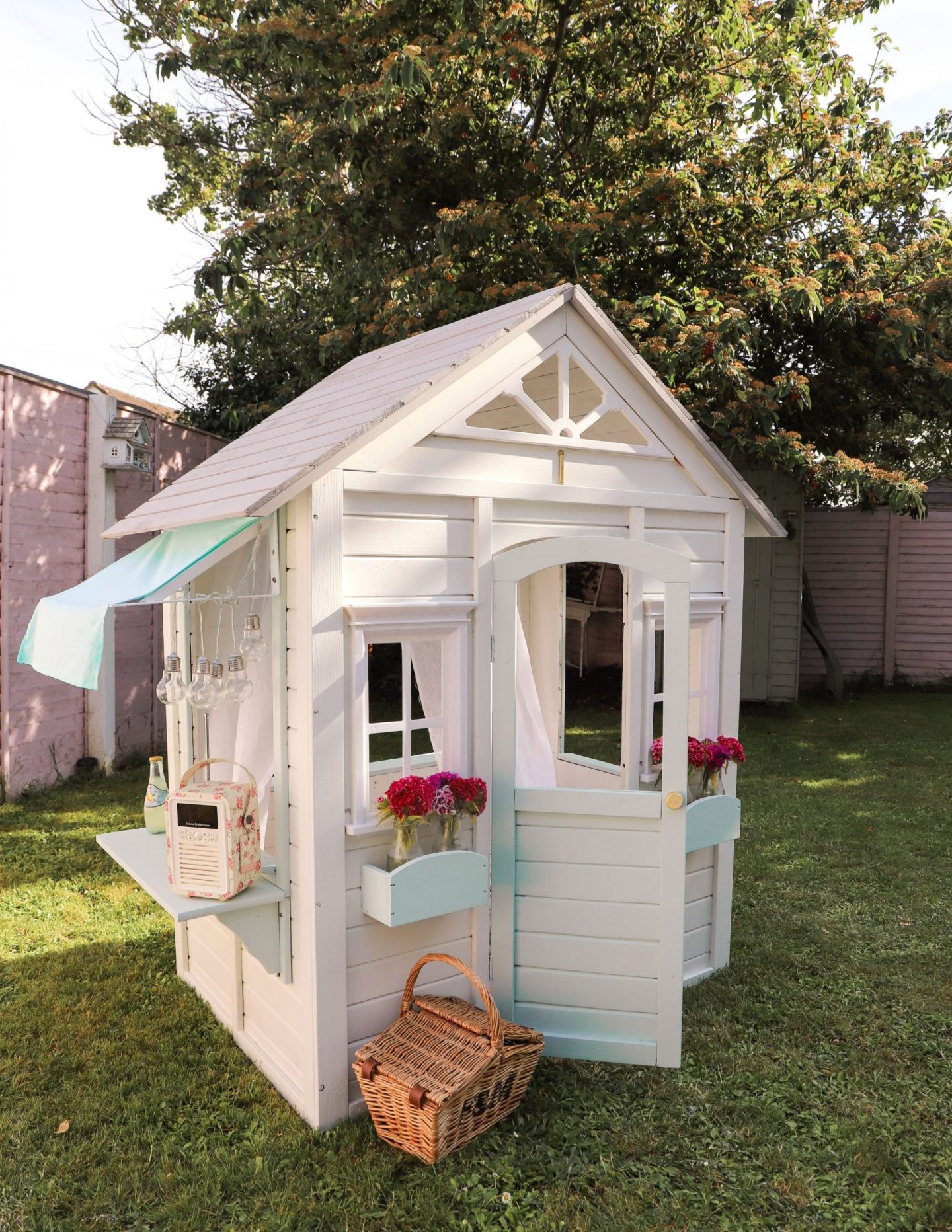 How to hack the cubby house