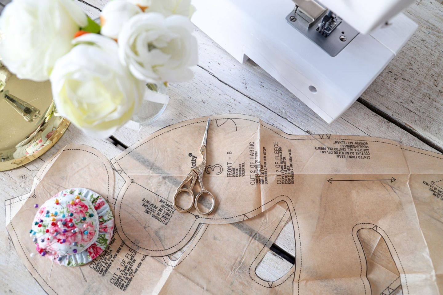 Top tips for buying a sewing machine