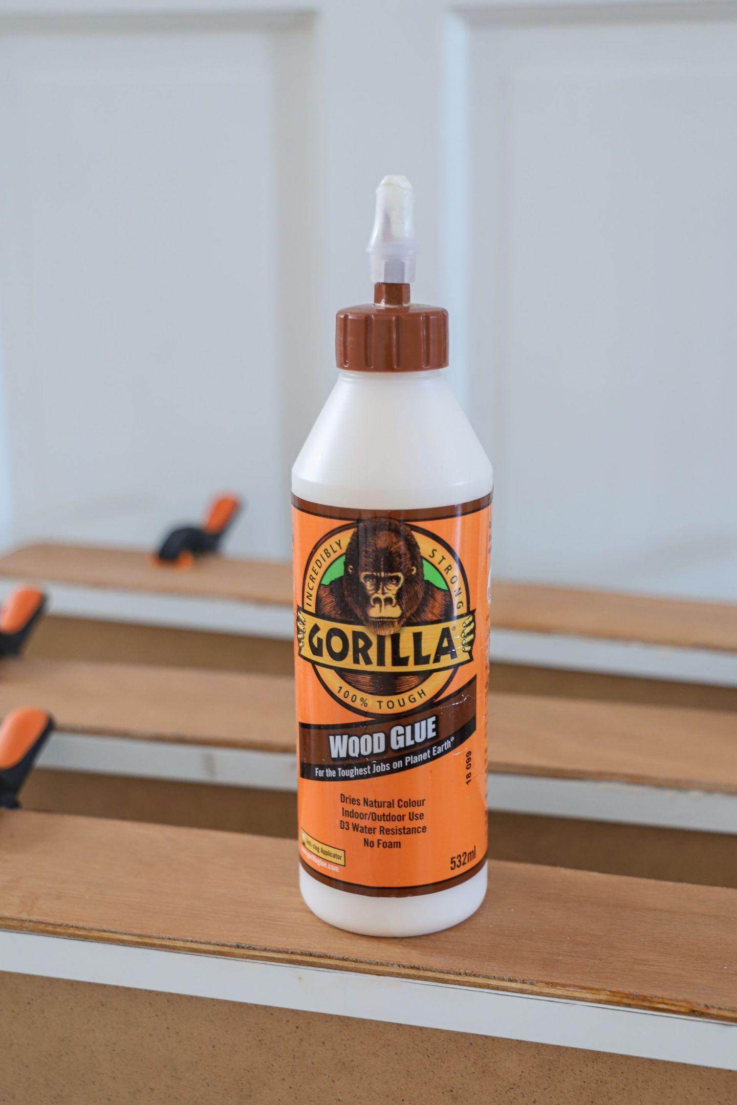 Gorilla Glue Ikea Hack