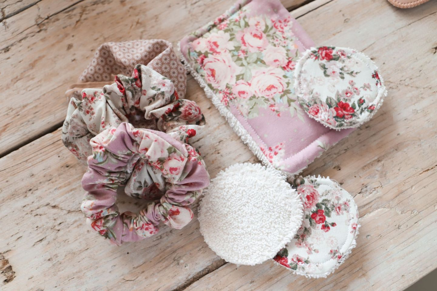 Easy Sew Scrap Fabric Projects