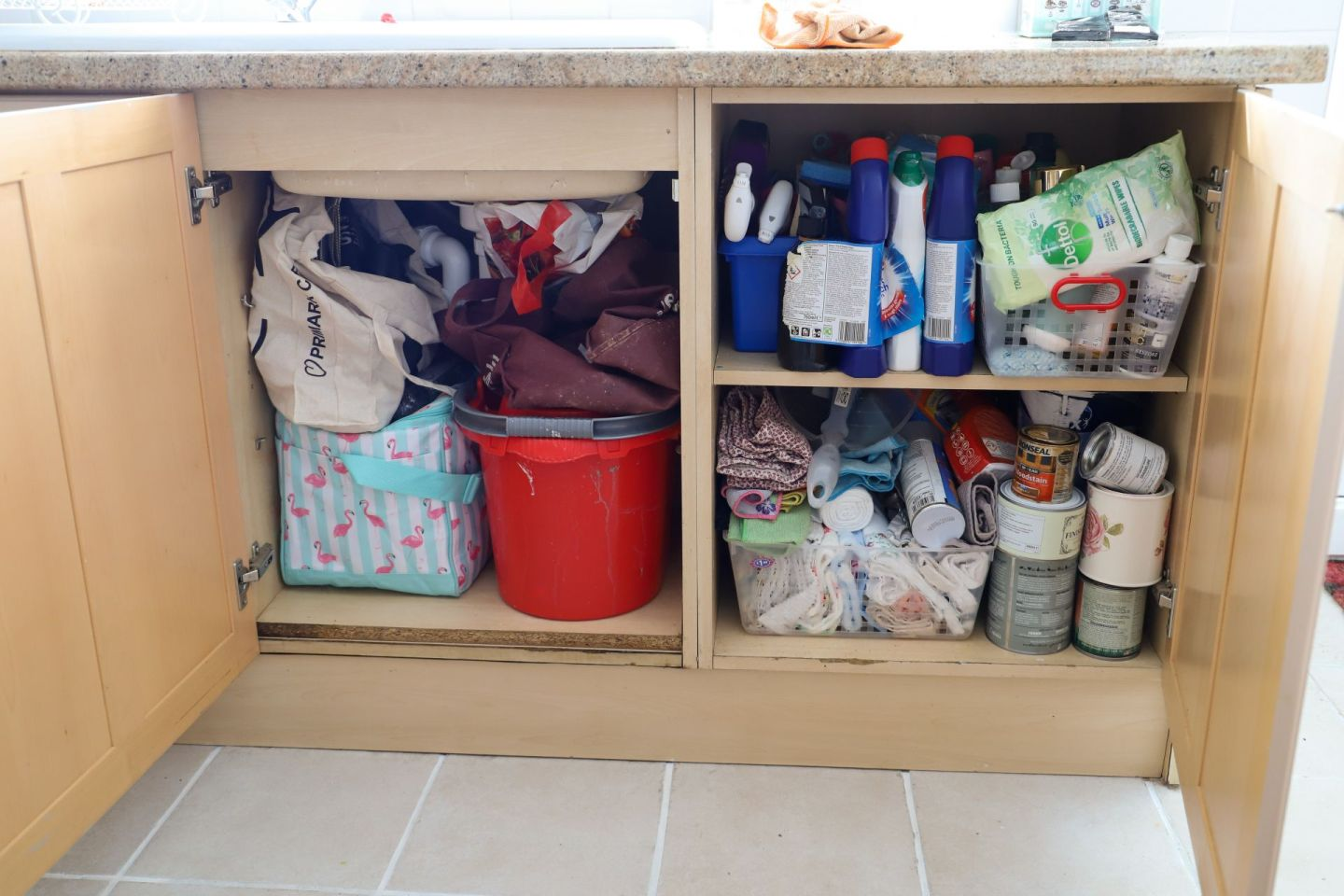 How To Organise Your Kitchen Cabinets And Make More Space