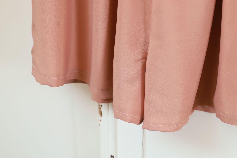 DIY High Waist Shorts
