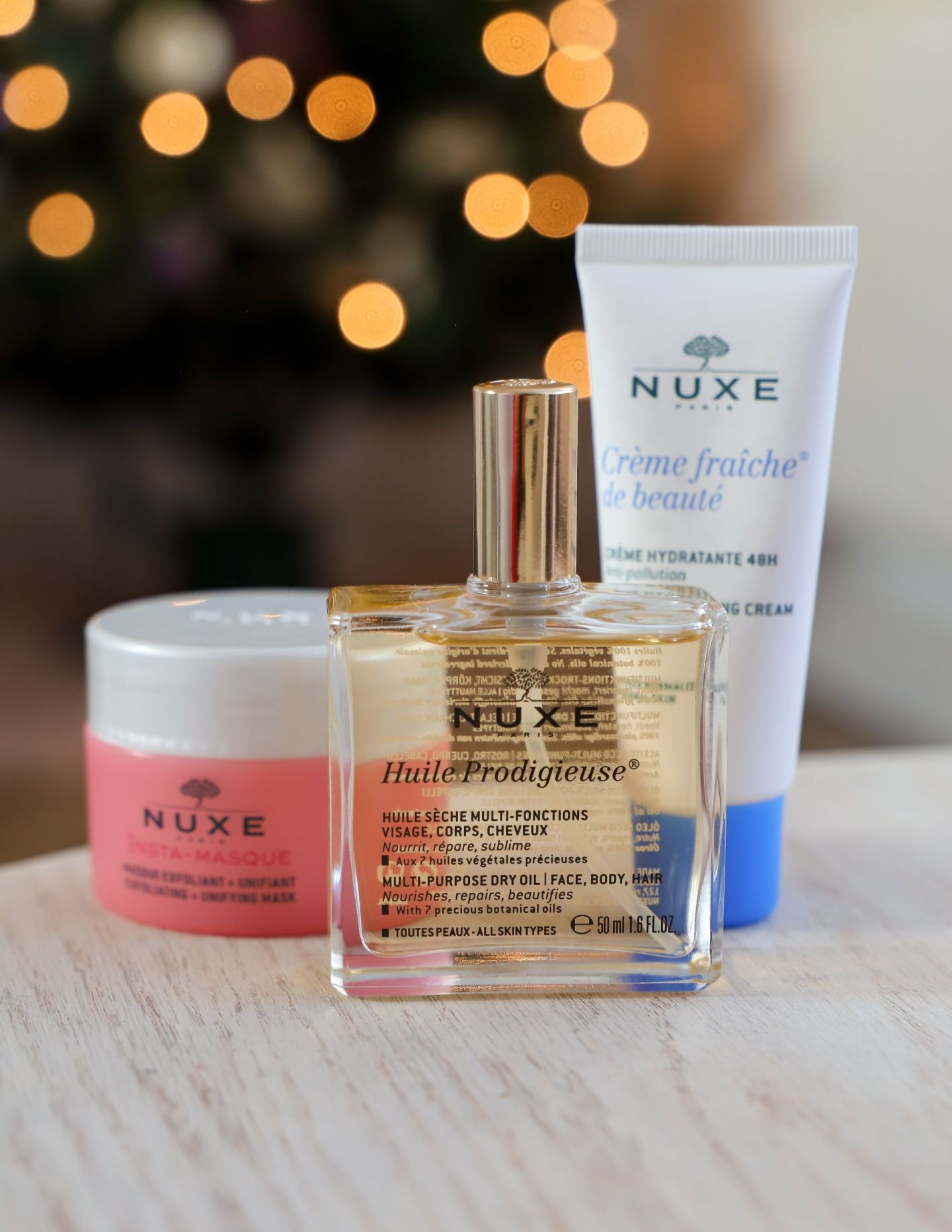 Nuxe Brand Essentials Gift Set