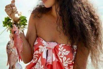 secretos belleza tahiti - Los Secretos de Belleza de Tahití
