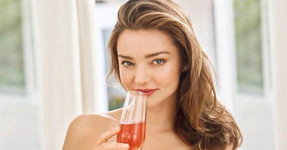 miranda kerr desayuno - Los Secretos de Belleza de Miranda Kerr