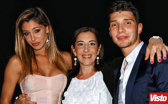 belen rodriguez stefano compleanno adelaide sorella de martino visto 2012 21 - Mujeres que Transforman a Sus Parejas