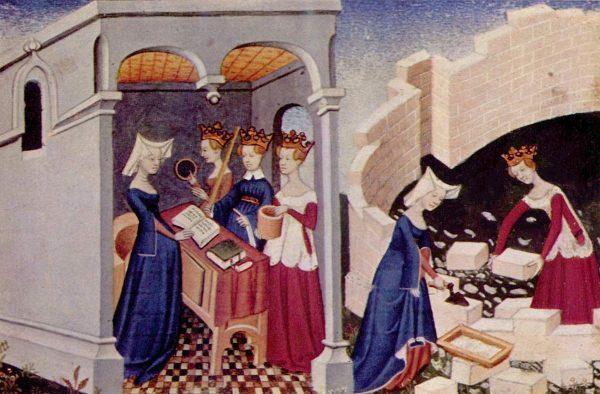 1200px Meister der Cité des Dames 002 e1509574321488 - El Gran Truco de Belleza Medieval