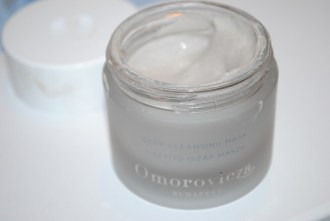 omorovicza deep cleansing mask review1 - Sorteo Omorovicza