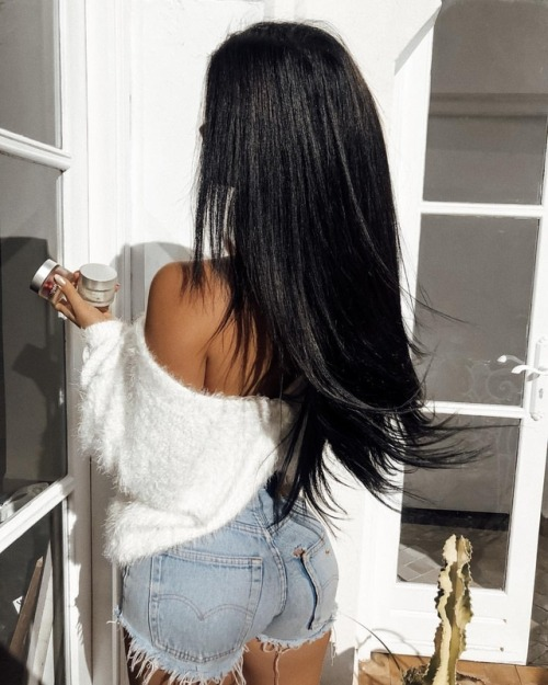 como conseguir un pelo más largo