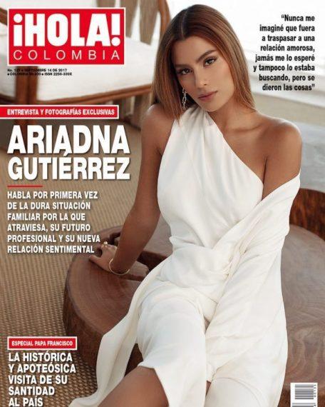 ariadna gutierrez nariz e1532603581194 - Las Cirugías de Ariadna Gutiérrez
