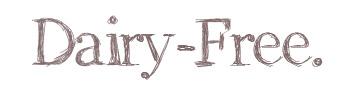 dairyfree blog banner