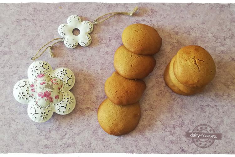 Cookies με βούτυρο φιστικιού και μέλι