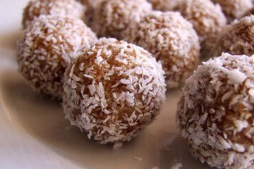 truffles with dates
