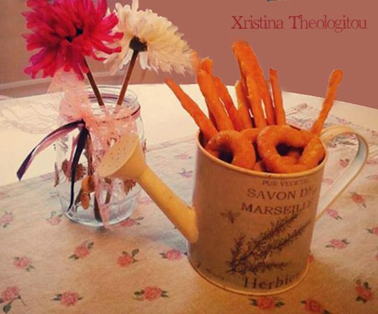 Κριτσίνια καρότου