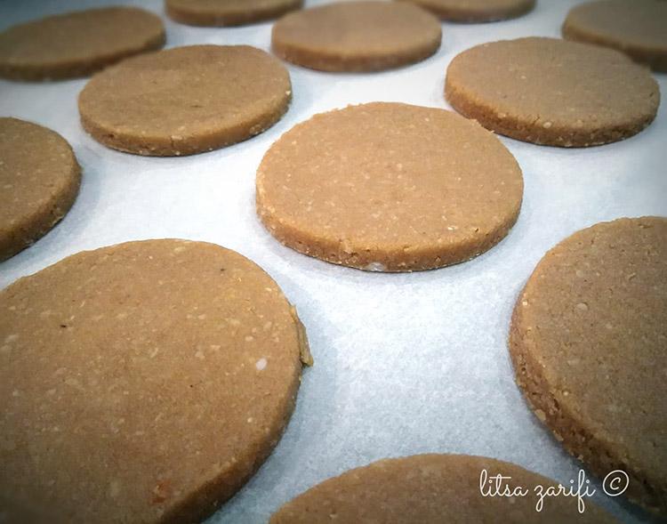 Μπισκότα με ξηρούς καρπούς