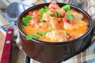 cream chicken soup