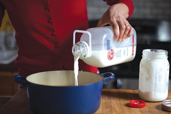Ομογενοποιημένο γάλα! Πού κερδίζω? Πού χάνω?