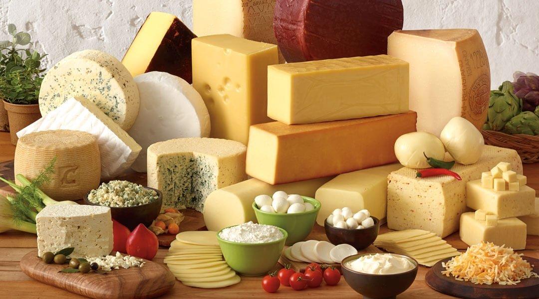Ποια είναι τα 7 λιγότερο αλμυρά τυριά στον κόσμο