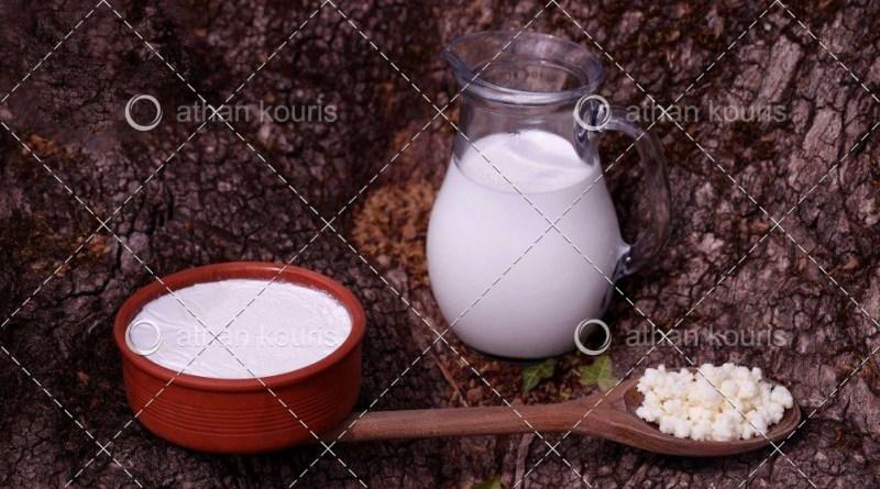 Γιαούρτι vs Κεφίρ