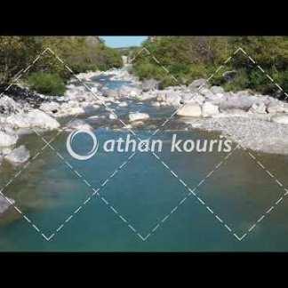 αγορά πλάνα βίντεο on line - Αώος χαράδρα - Κόνιτσα διάρκειας 25 sec V-1017