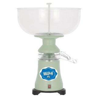 πρωτοσέλιδο - Ηλεκτρικός Κορυφολόγος Γάλακτος και Διαχωριστής Κρέμας - Milky FJ 90 PP