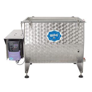 πρωτοσέλιδο - Ηλεκτρική μηχανή παρασκευής βουτύρου - Βουτυροκάδη – Βουτυρομηχανή - Milky FJ 100C