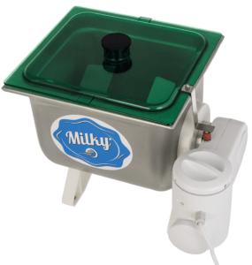 Ηλεκτρική μηχανή παρασκευής βουτύρου - Βουτυροκάδη – Βουτυρομηχανή - Milky FJ 10