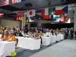 Every Alltech event is a diverse and multicultural collevtion of people from around the globe.