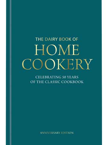 The Dairy Book of Home Cookery 50th anniversary edition