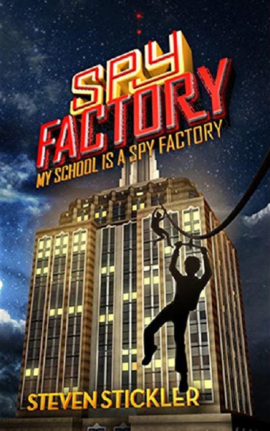 My School is a Spy Factory