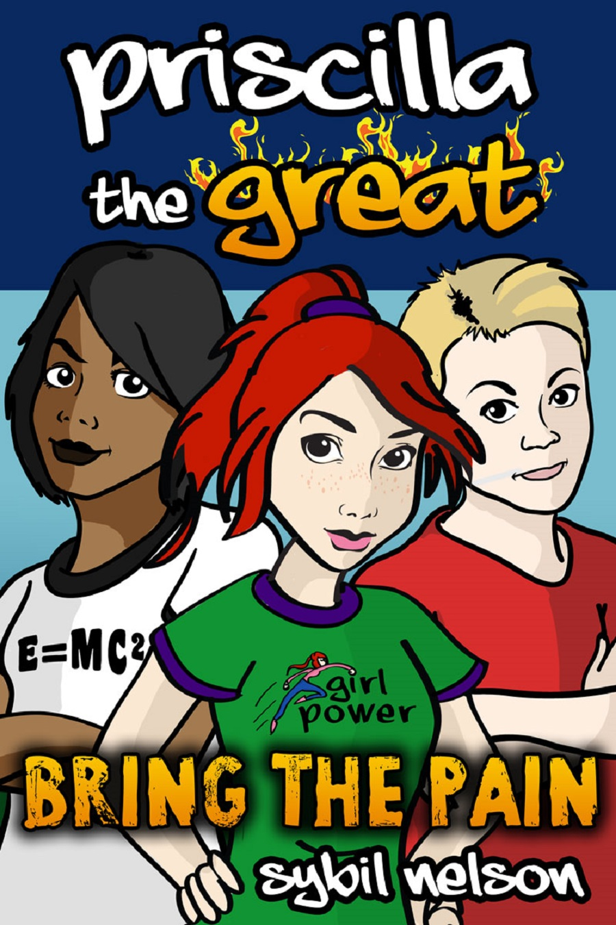 Priscilla the Great series
