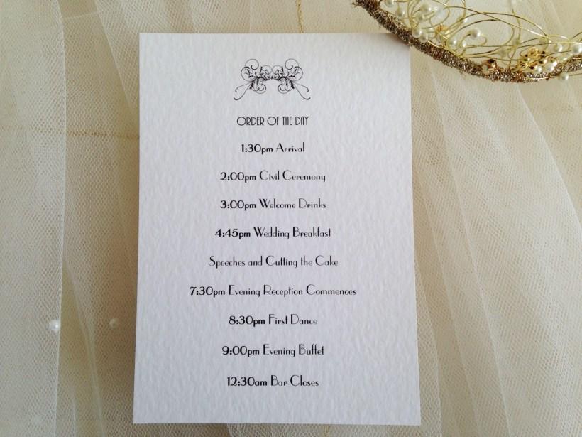 Wedding Dances Order Inviwall