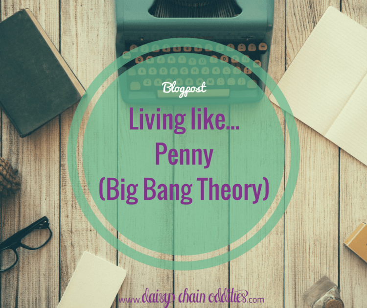 Penny Big Bang Theory