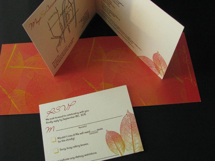 Simple Leaves package