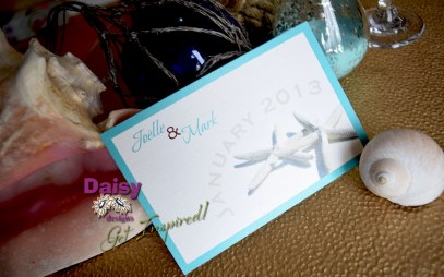 Sparkling Waters Save-The-Date