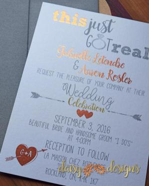 Mixed Foils invite close-up