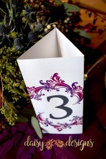simply blended table number