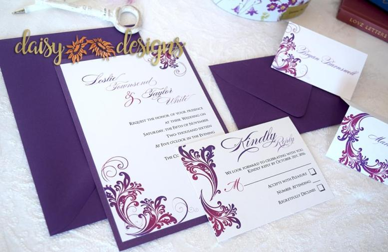 Simply layered suite with optional envelopes